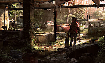 "Screenshot ""The Last Of Us"""