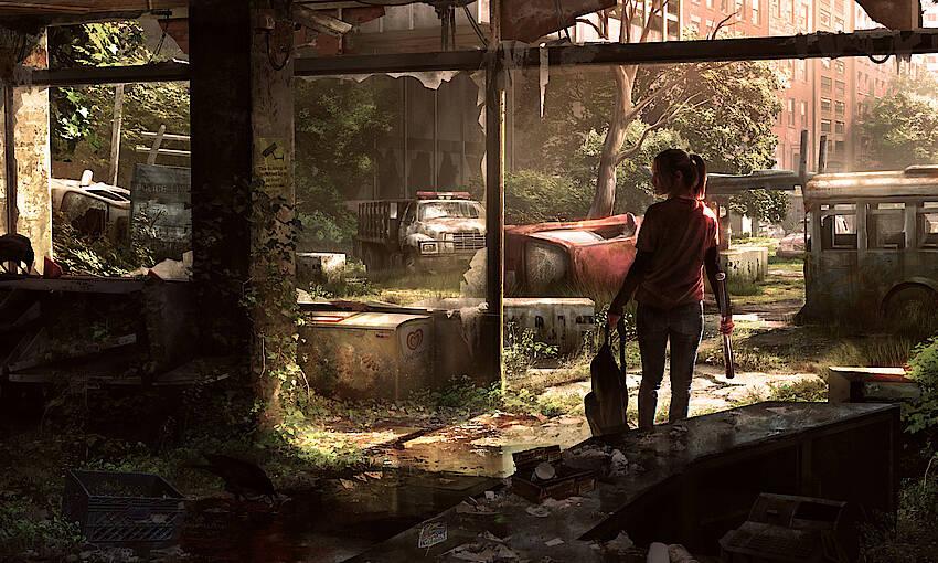 "Screenshot ""The Last Of Us"""