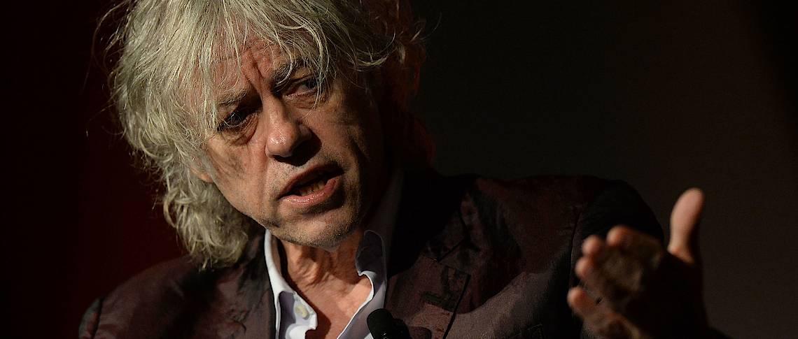 """7c343f6777 AFP Bob Geldof: """"Weltweit wird ein Drittel der Ernteerträge verschwendet."""""""