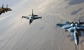 U.S. Air Force photo/Master Sgt. Kevin J. Gruenwal