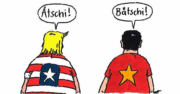 Handelsabkommen Englisch