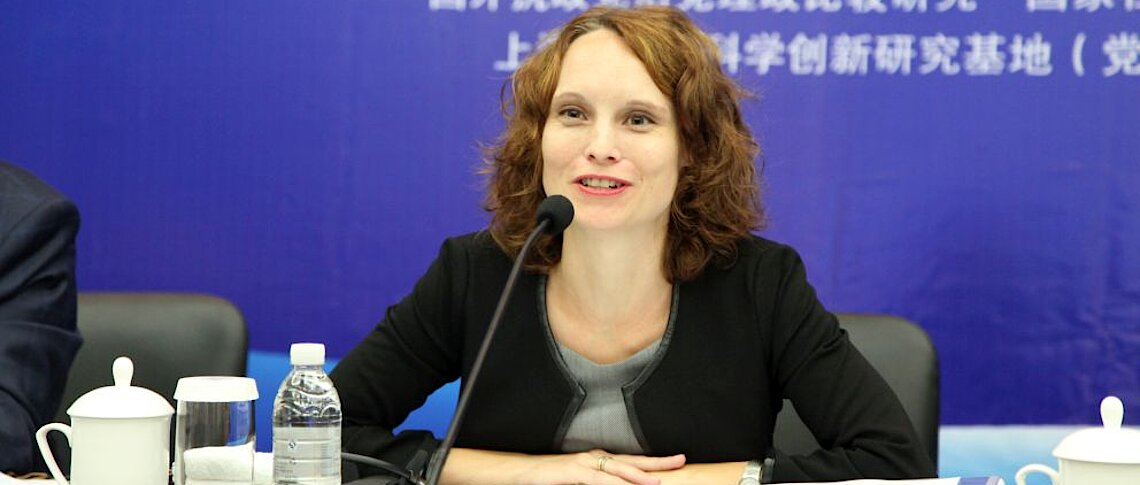FES Shanghai und SAI
